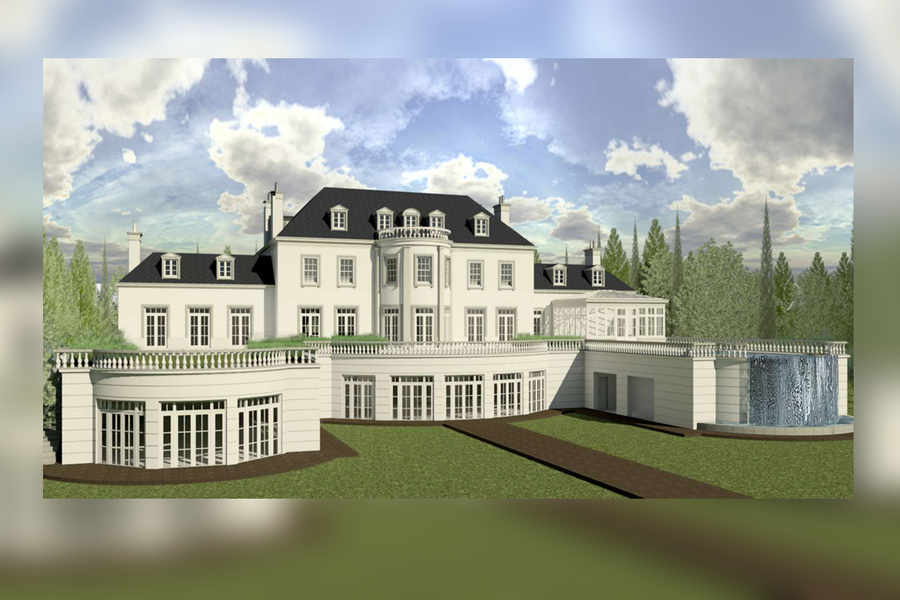 48bedroom House Will Not Be Norm For Glasshouse Sites Says Impressive 12 Bedroom House